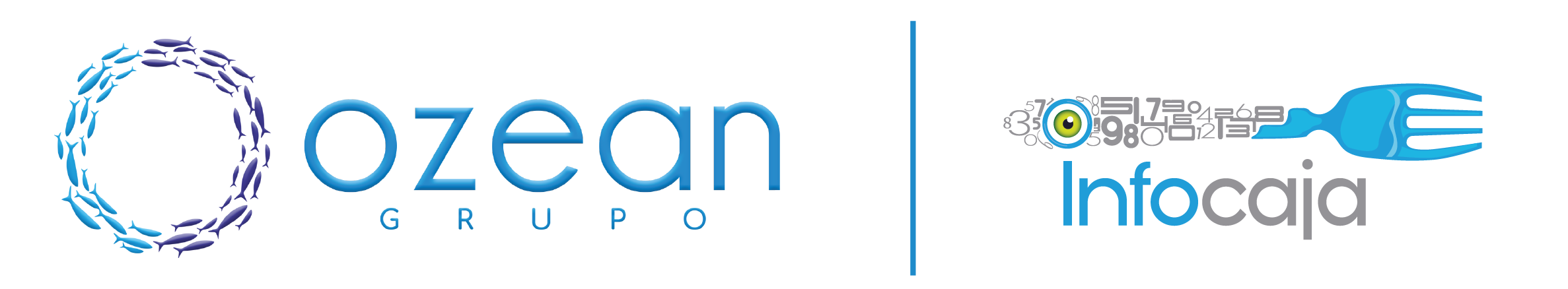 Infocaja Ozean Logo